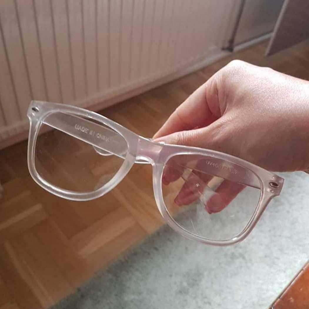 glasögon utan styrka