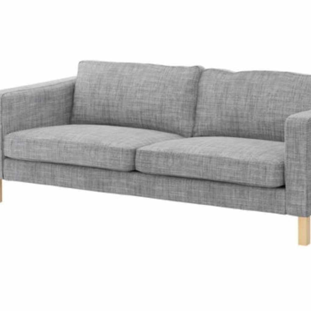 image of Liten soffa plus bord - Huddinge