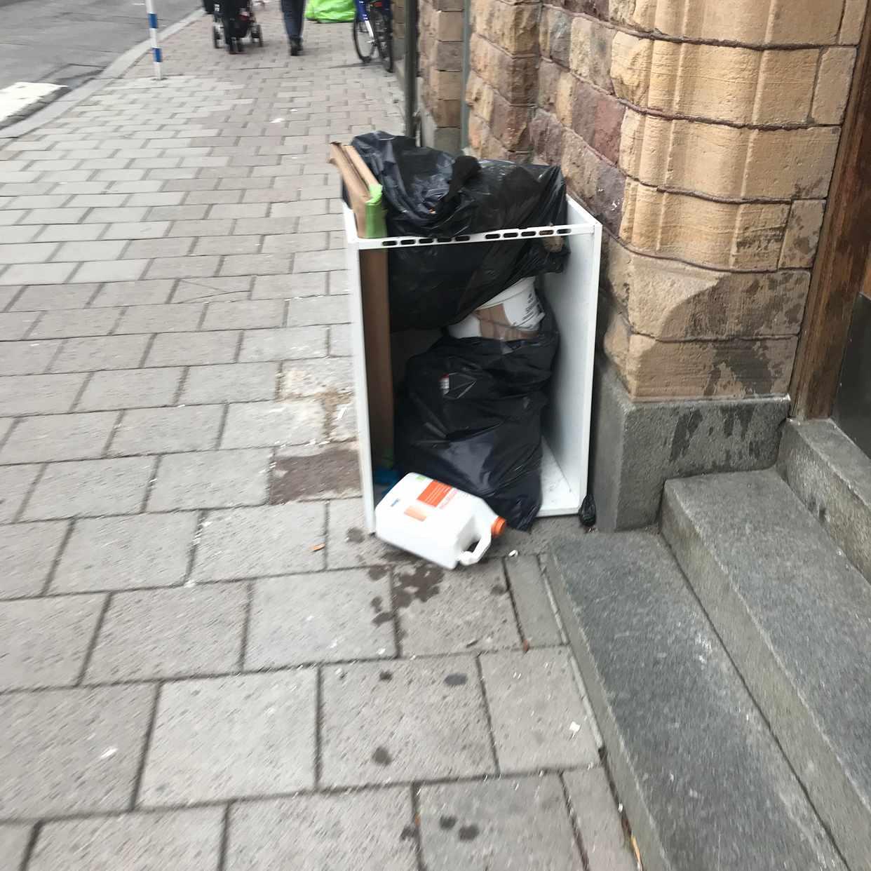image of Skräp - Stockholms Stad