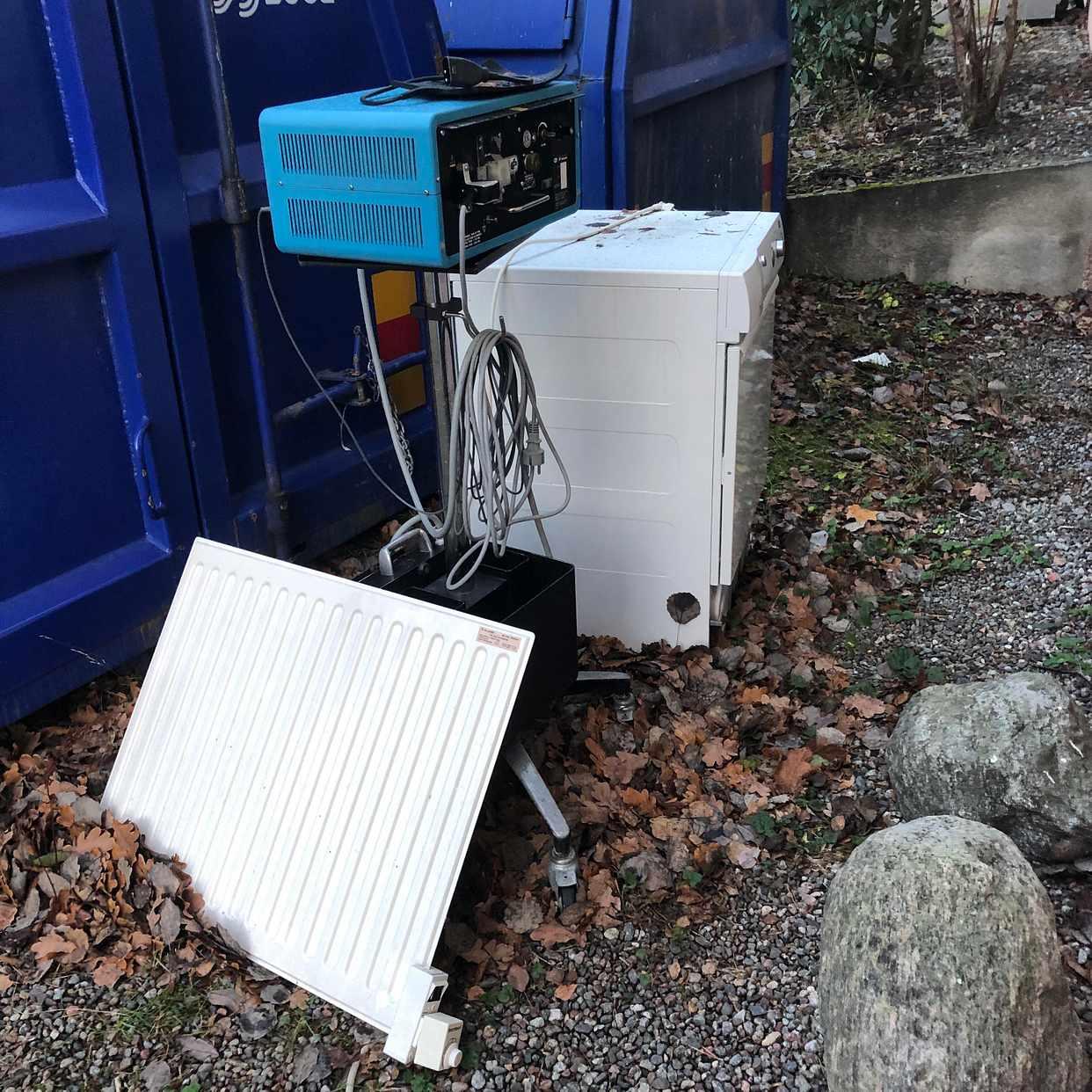 image of Element tvättmaskin elgre - tyrrsö