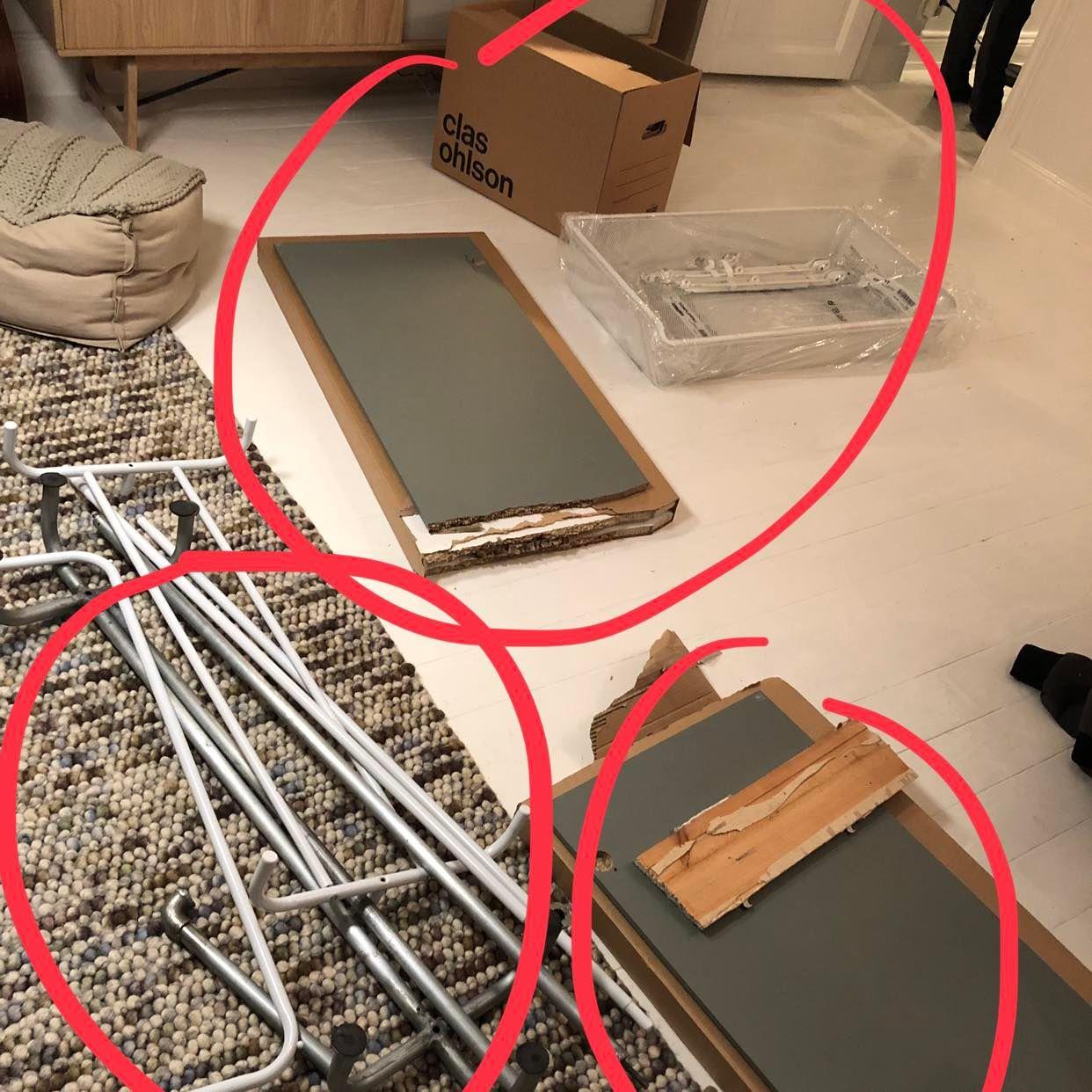 image of Ikea svinn + lite kakel - Stockholms Stad