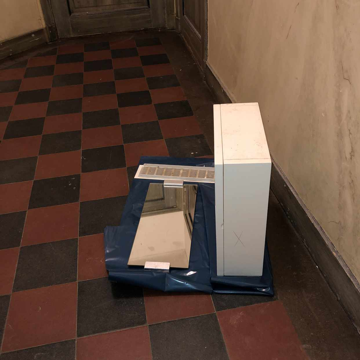 image of Cupboard for bathroom - Stockholm