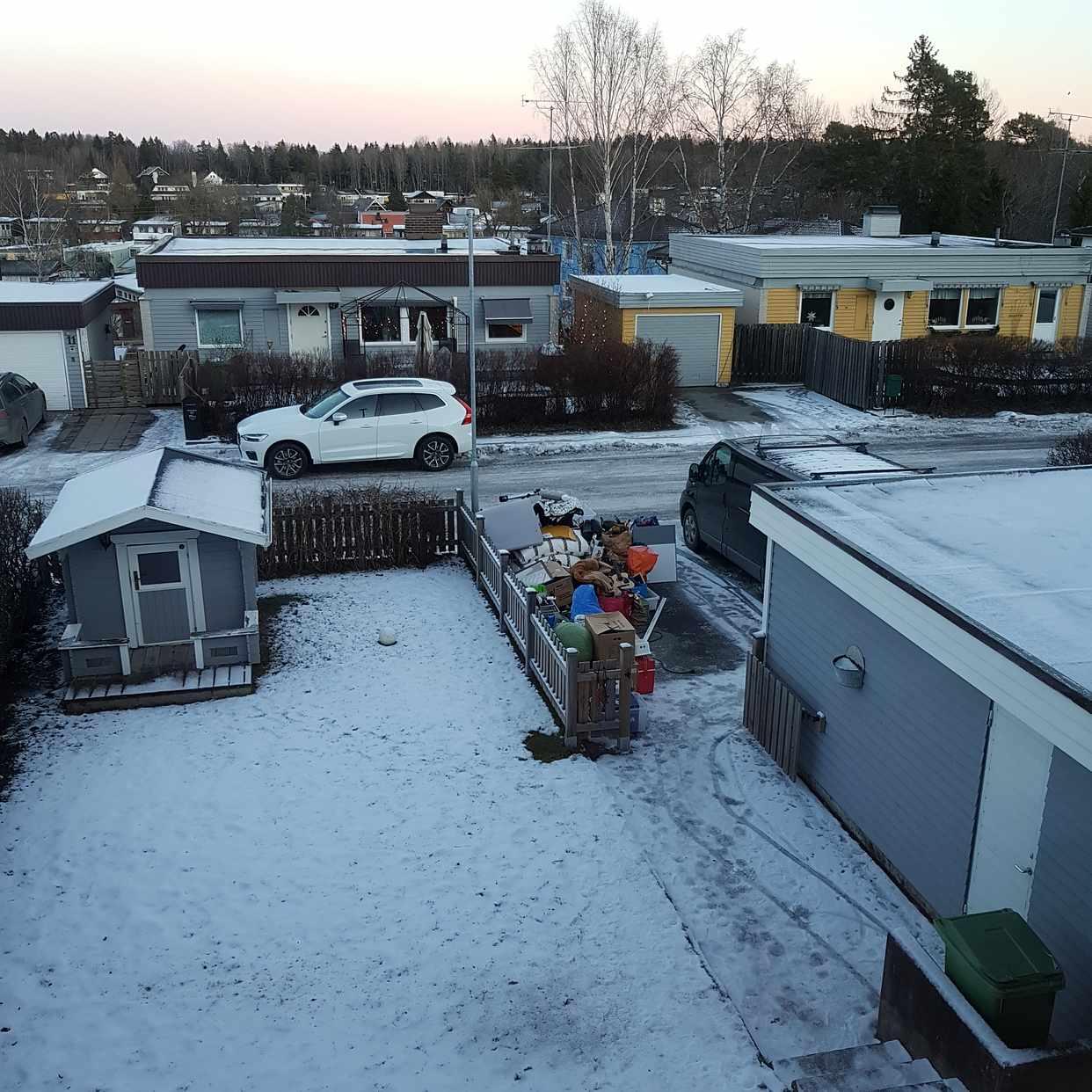 image of Garagrensning - Upplands Väsby