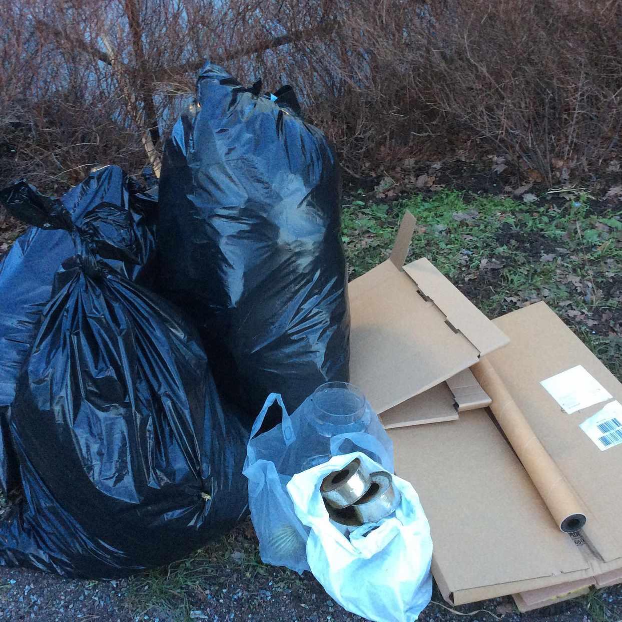 image of Blandat avfall. - Älvsjö