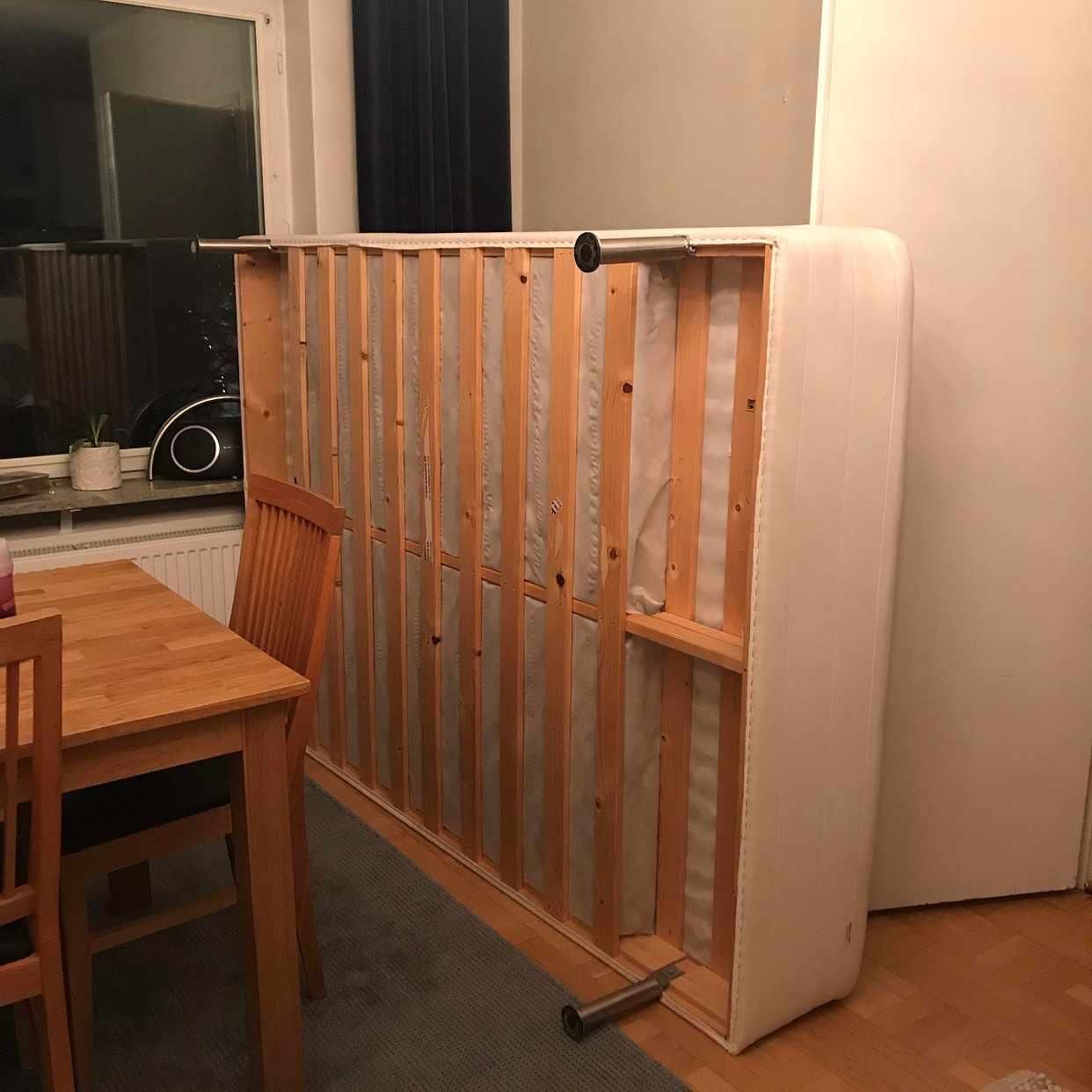 image of Ikea säng 140 cm - Stockholm