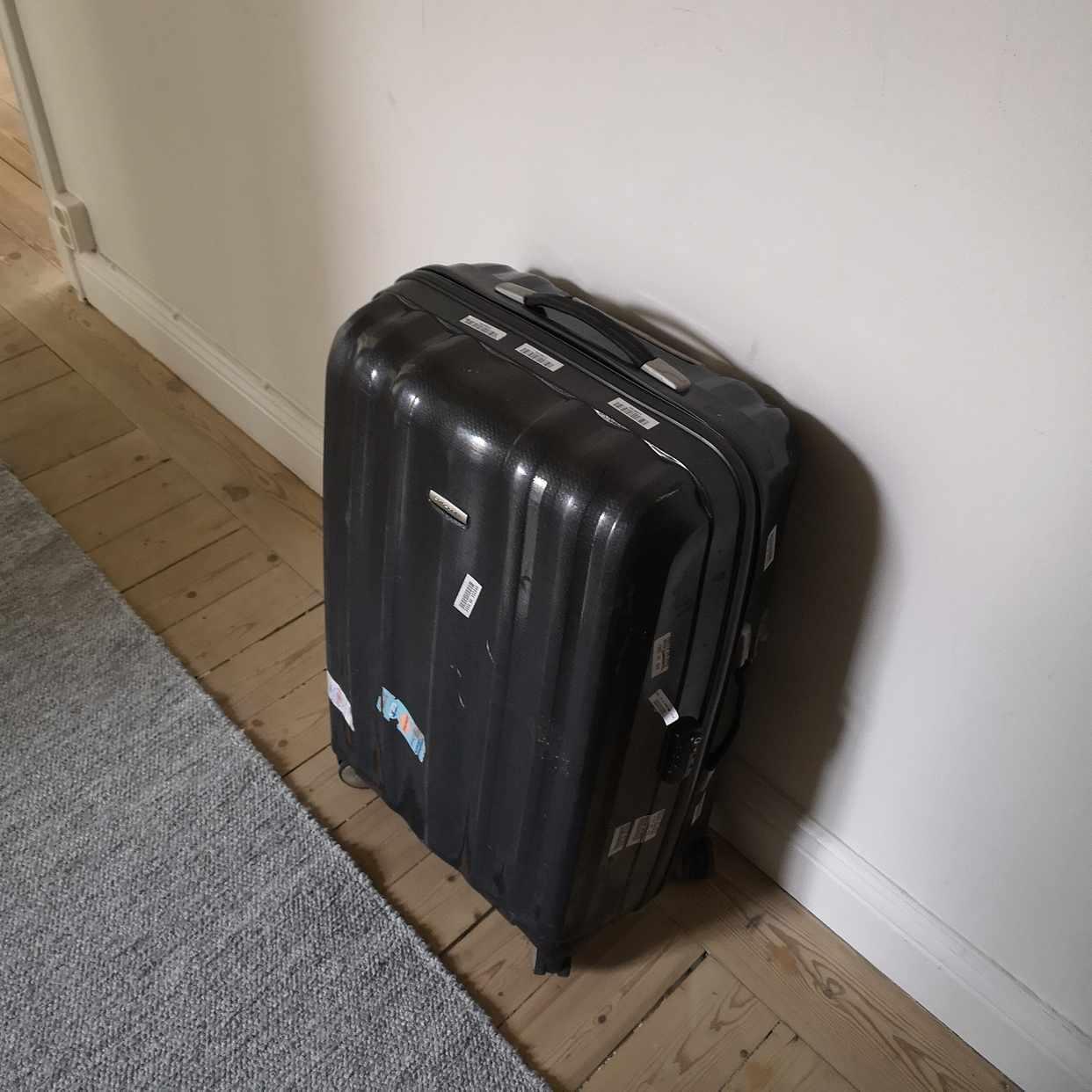 image of Väska. Luggage. - Stockholm