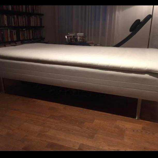 image of Hämta/Leverera 90 säng -