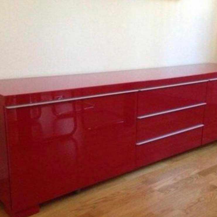 image of Tv-bänk Bestå från IKEA - Bandhagen
