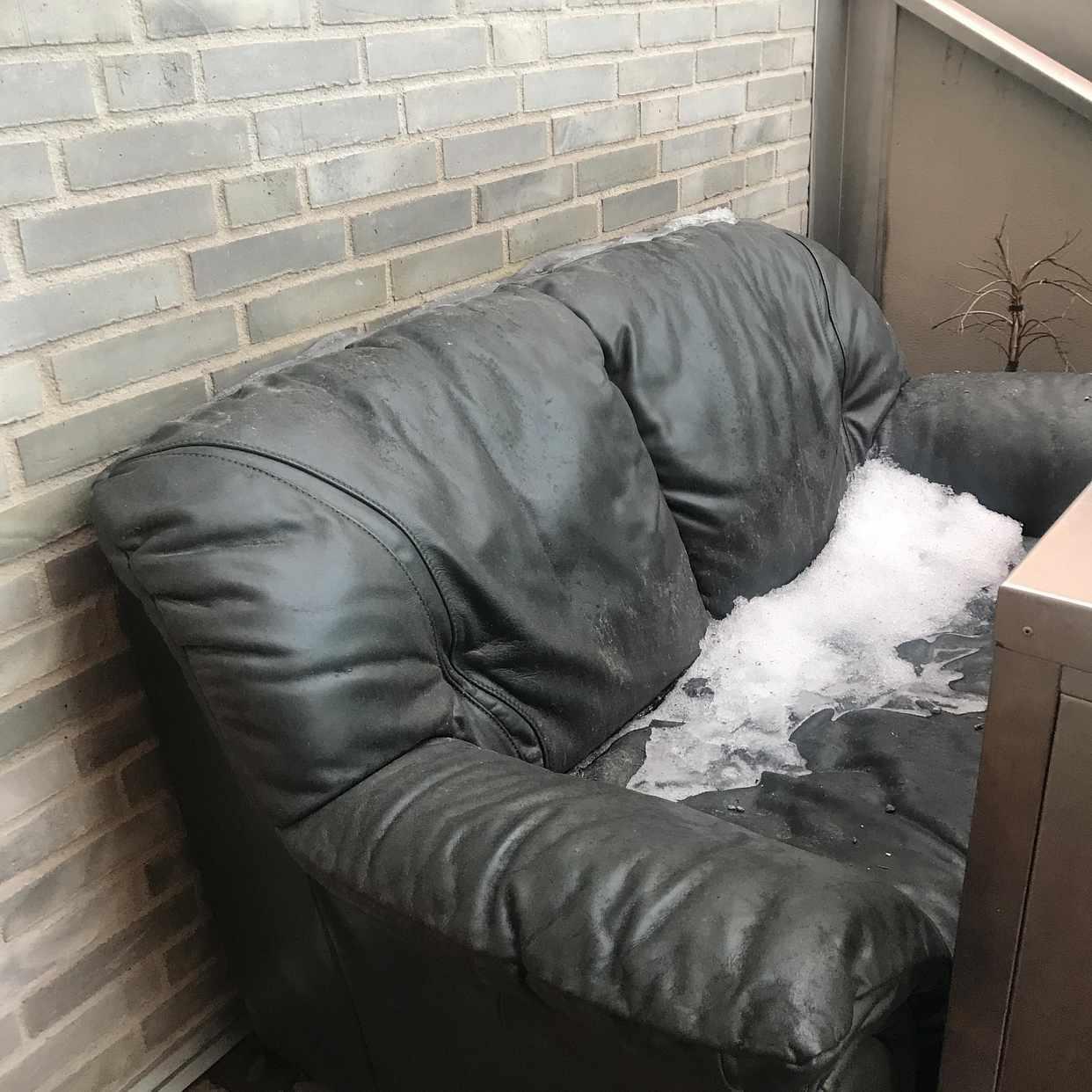 image of 2 sits soffa - Nacka