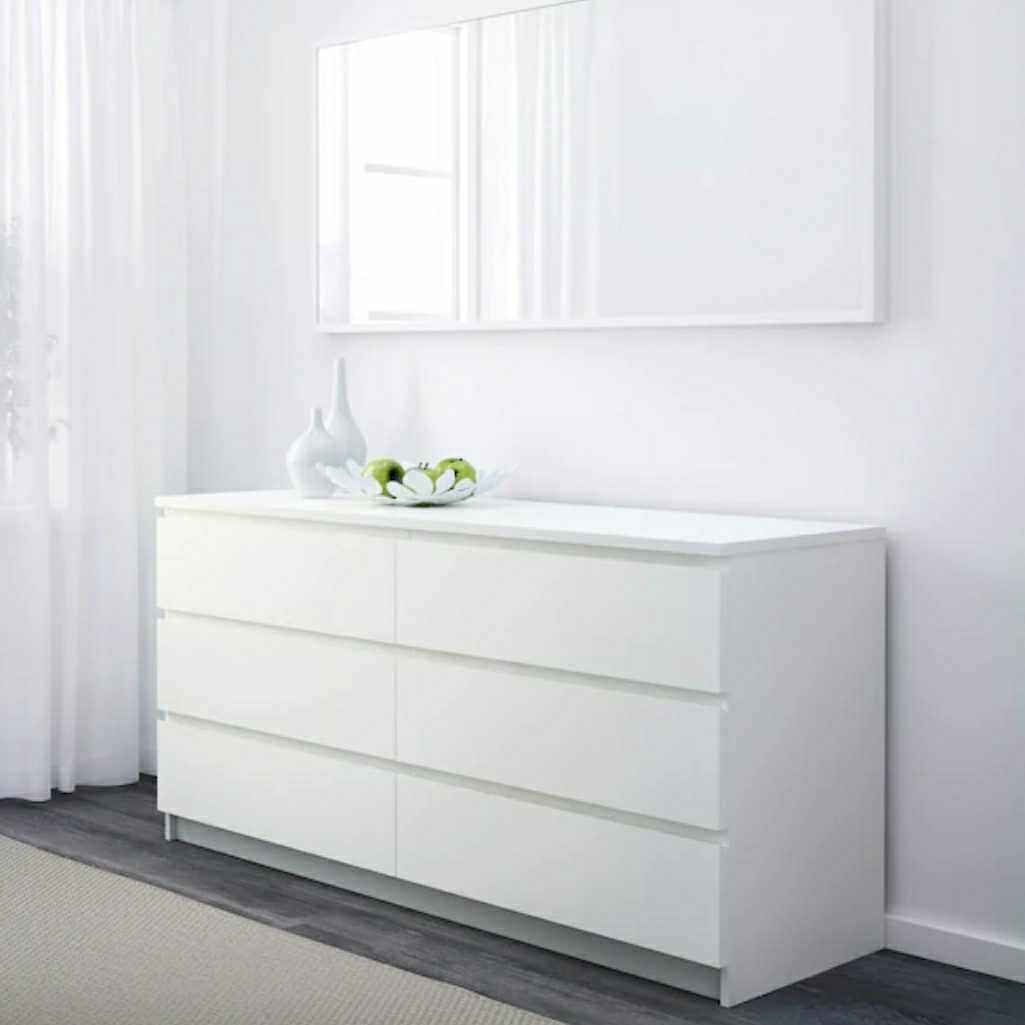 image of Ikea Malm byrå - Tyresö