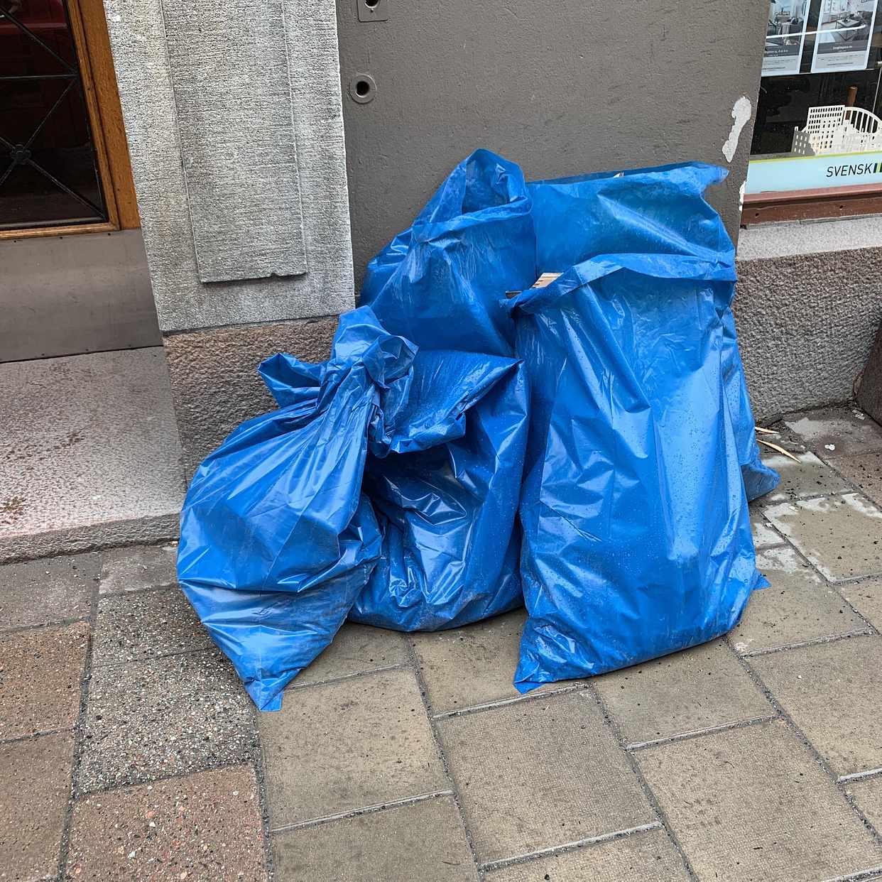 image of Mix garbage - Stockholm City