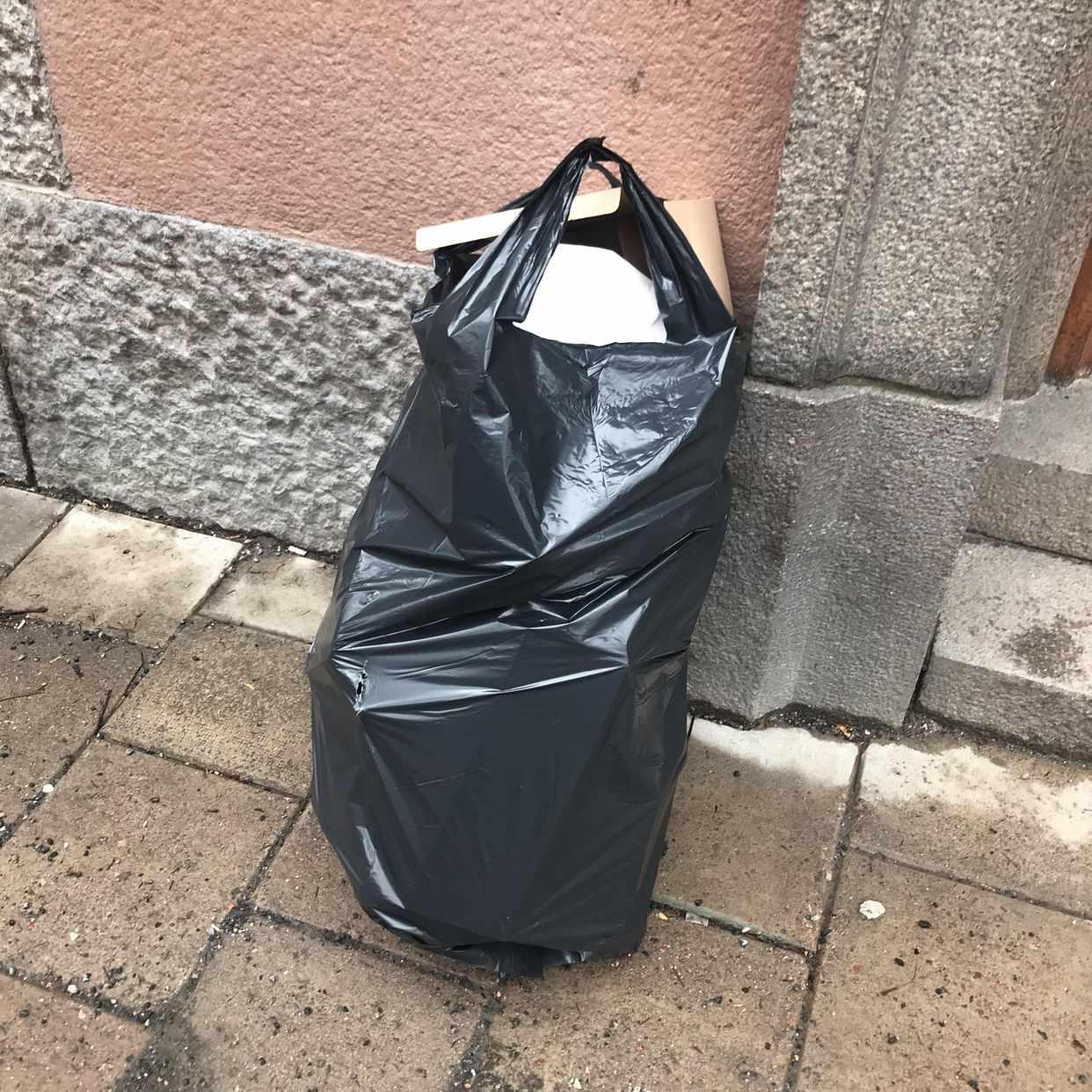 image of Kartong papp - Stockholm