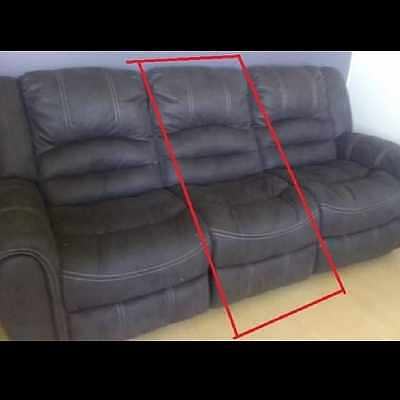 image of Mittendel av soffa -