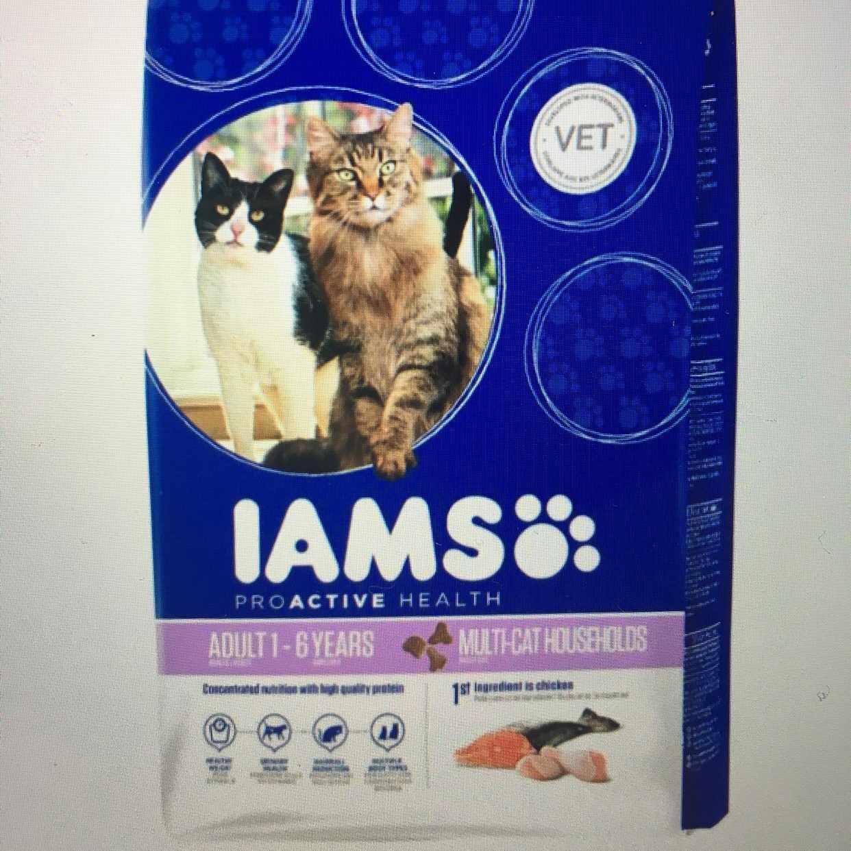 image of Köp och leverera kattmat -