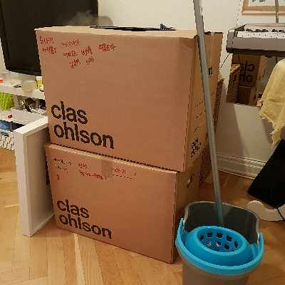 image of Two boxes and etc -