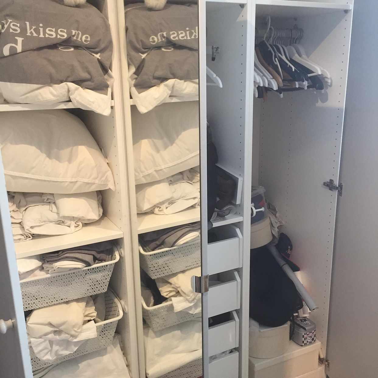 image of Ikea pax garderob - Solna