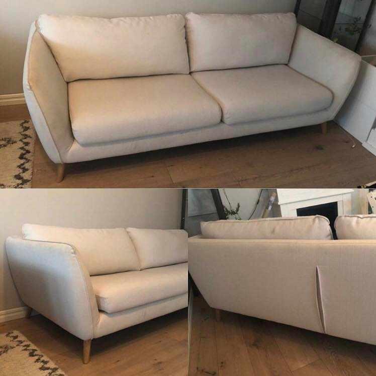 image of Hämta/lämna soffa -