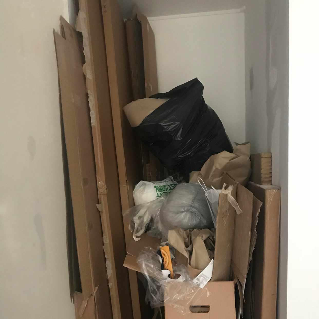 image of Waste/ plastic - Bromma