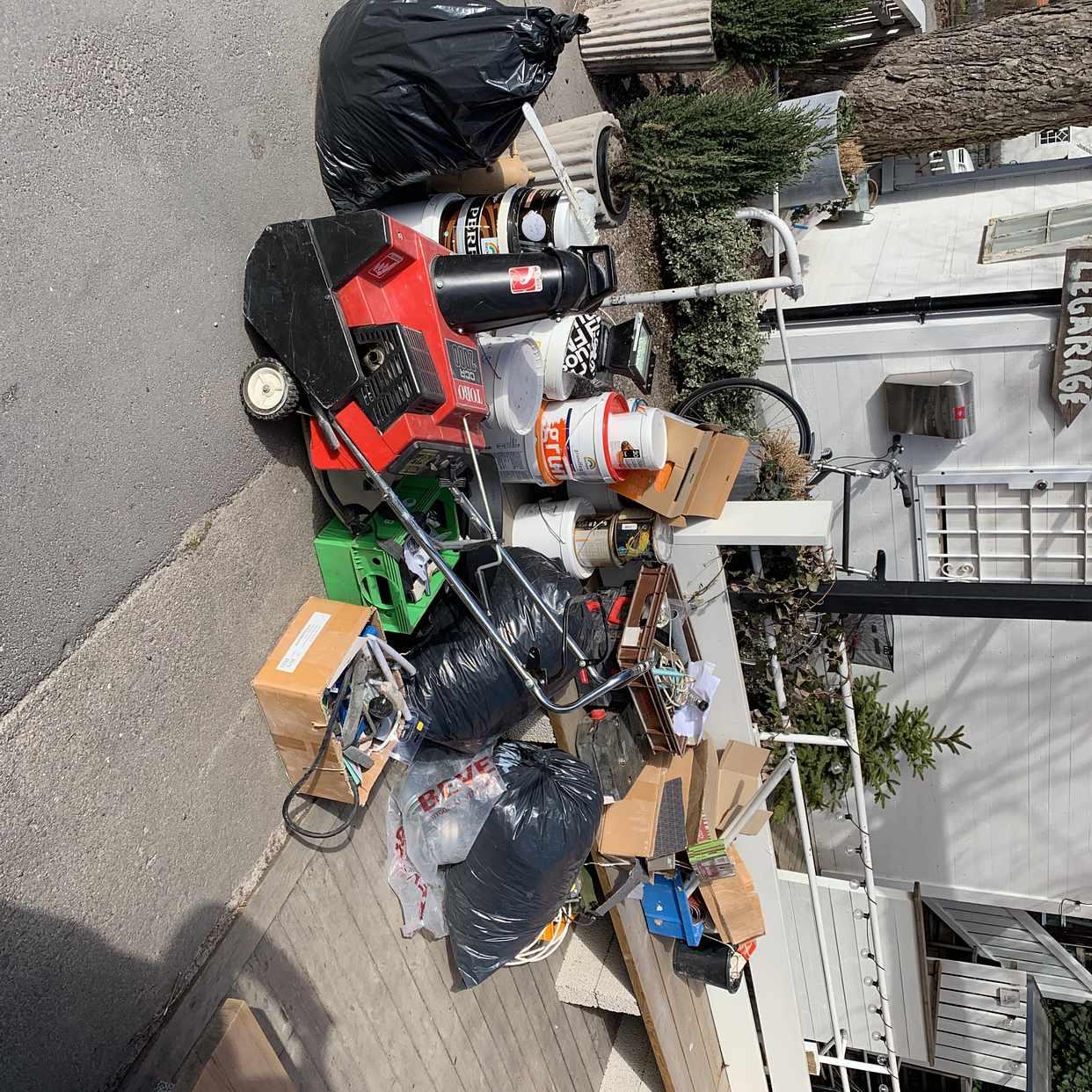 image of Bla avfall - Enskede