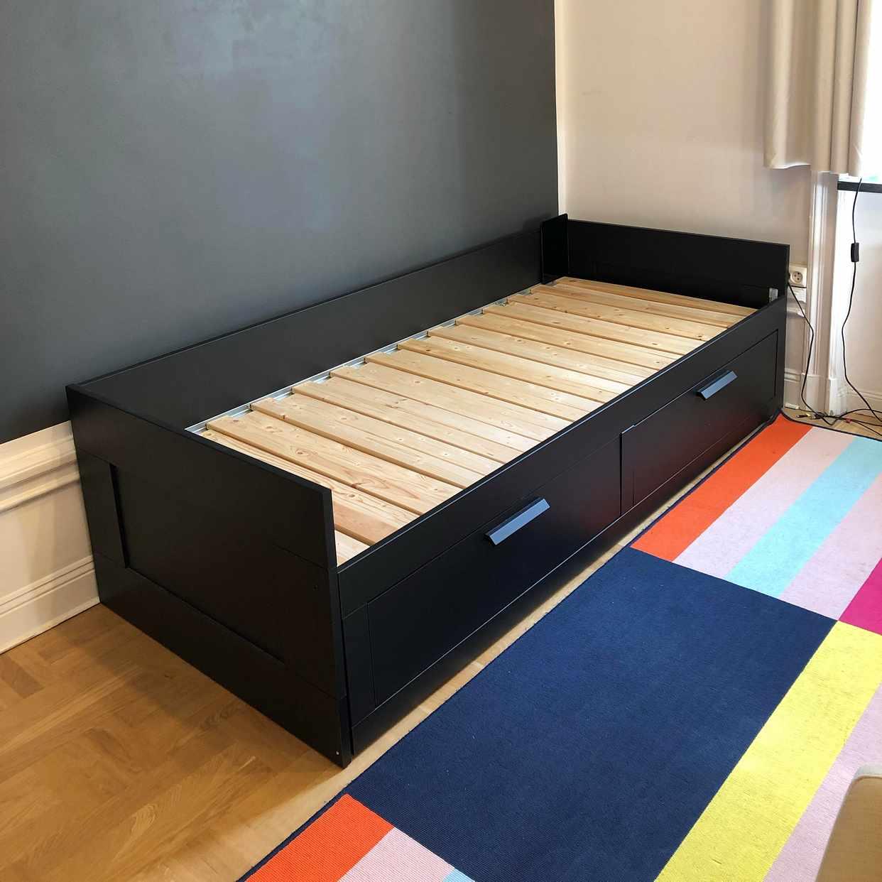 image of Ikea säng - Stockholm