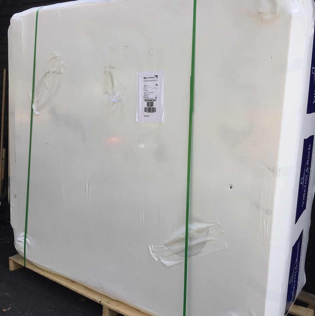 image of Bära spabad 260 kg/4 pers -