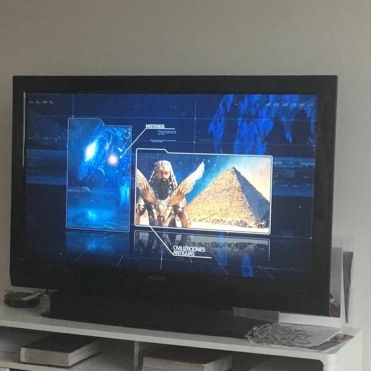 image of Philips tv bortskänkes - Solna