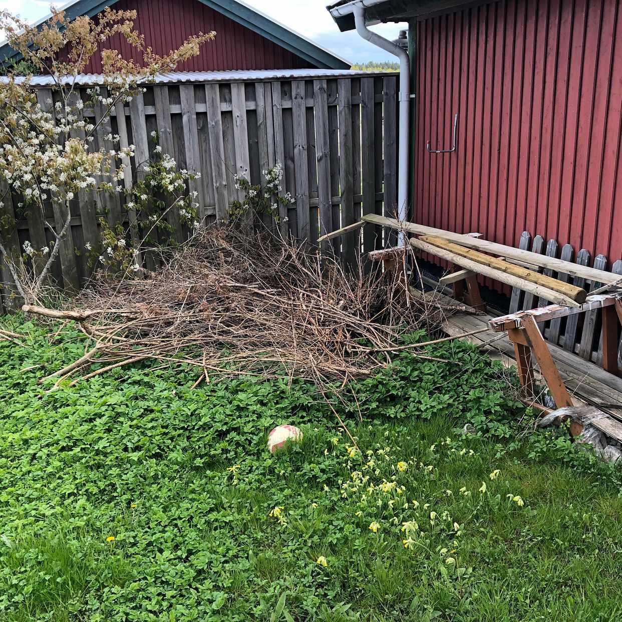 image of Kvistar och pallar - Svartsjö