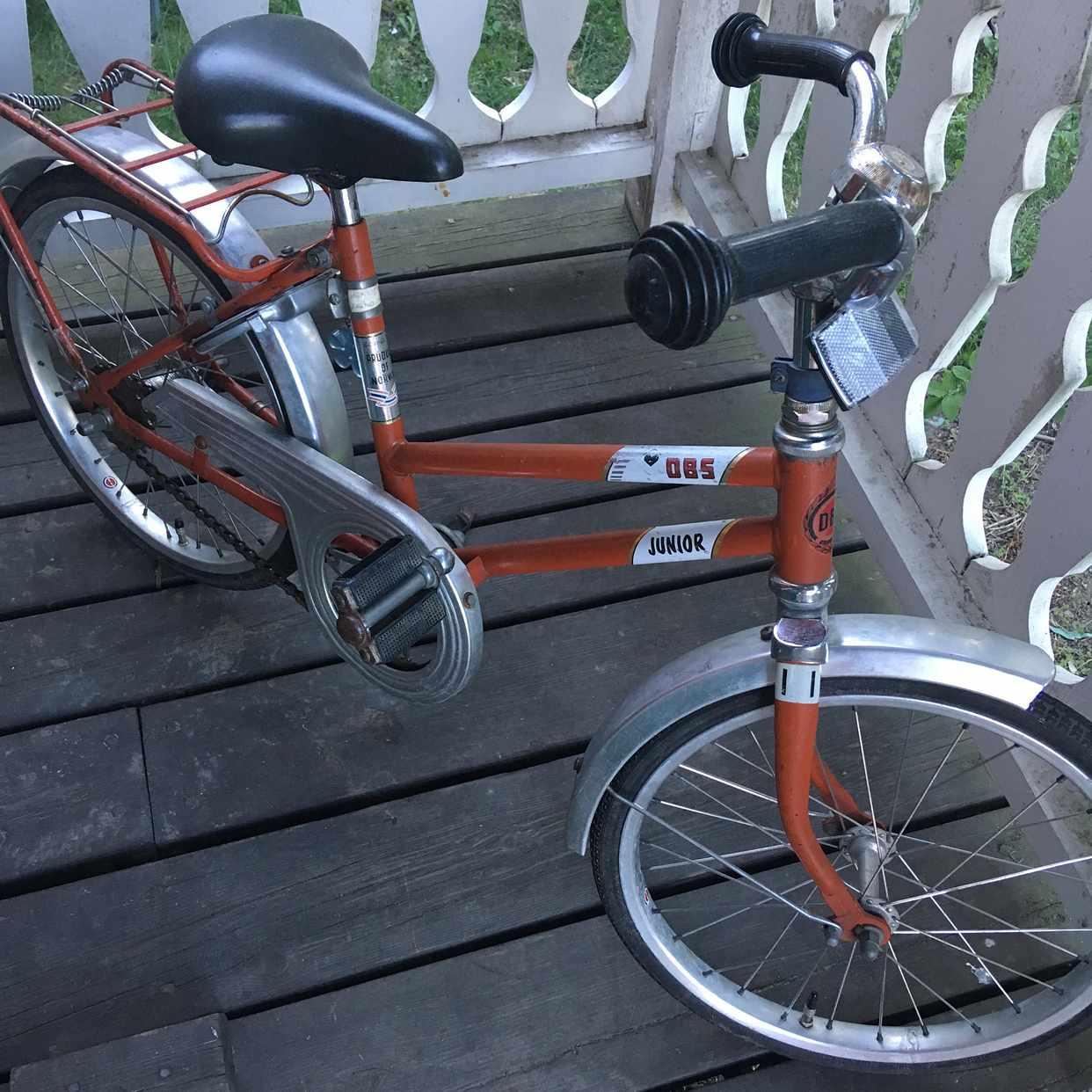 image of Cykel bortskänkes - Bromma