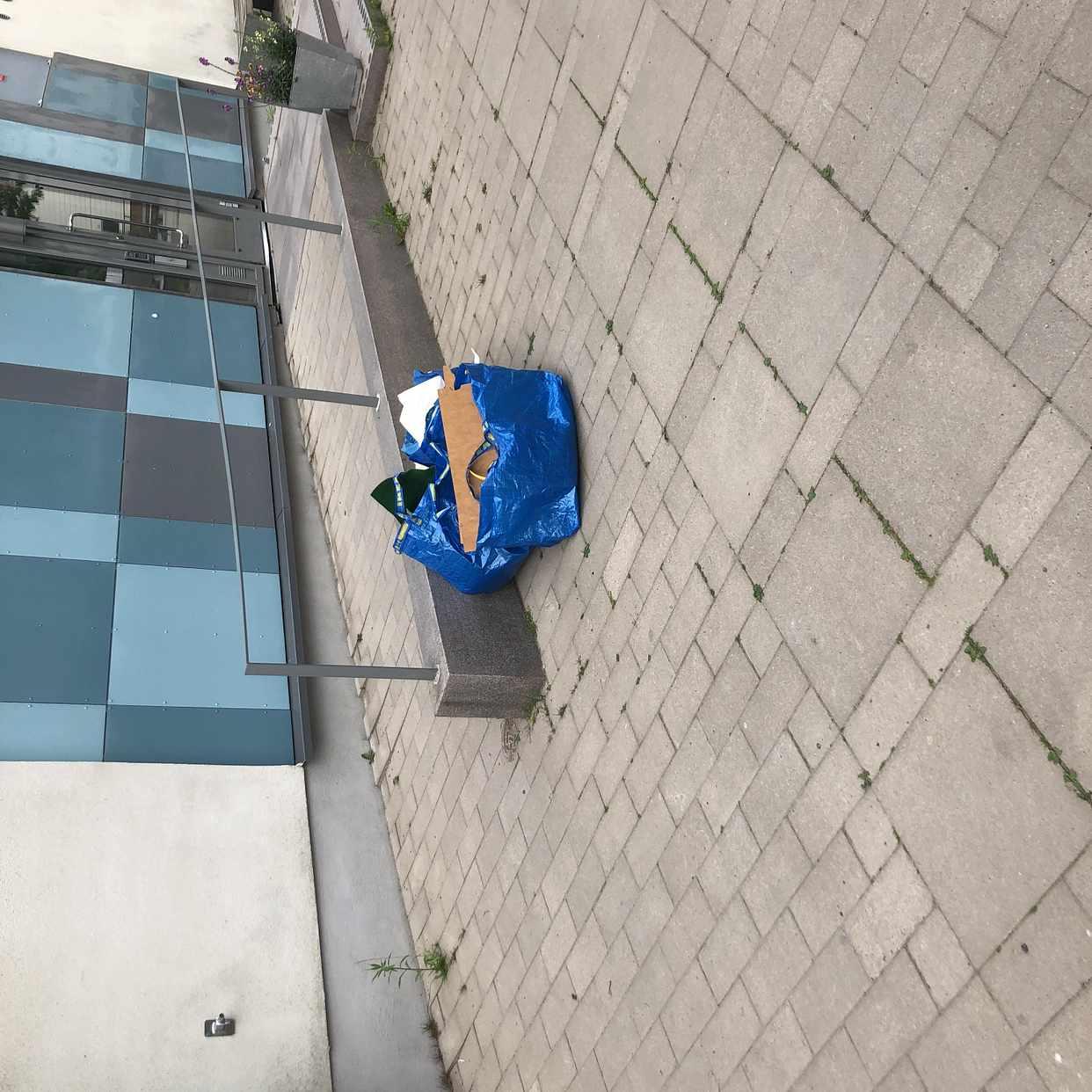 image of Blandat. Ikea. Mattor. - Bromma