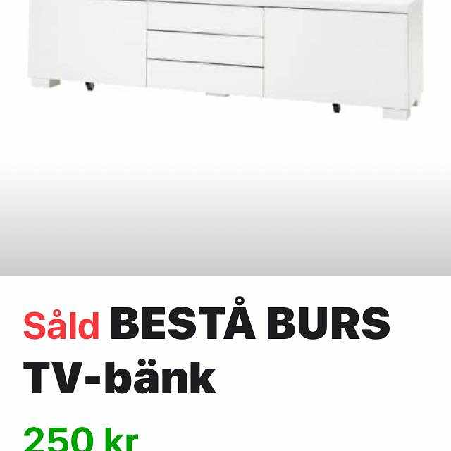 image of Tv-bänken -