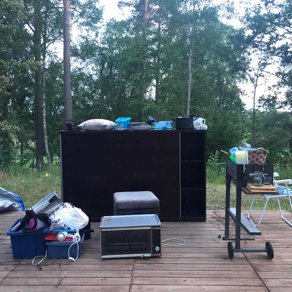 image of Diverse saker bortskänkes - Ingarö