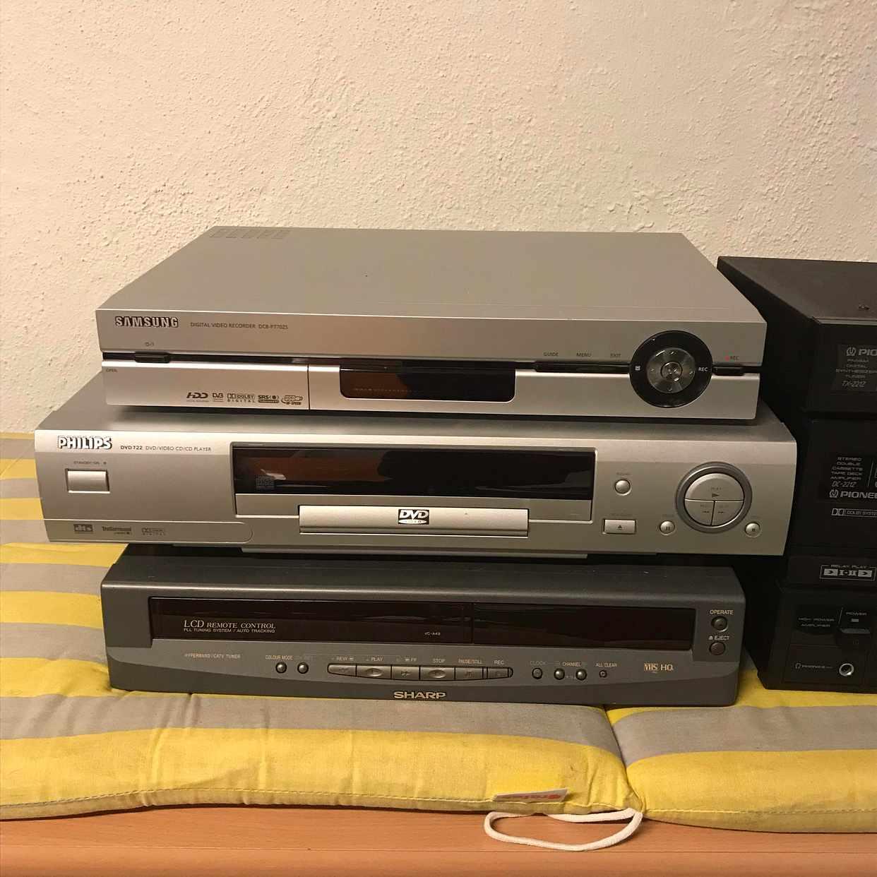 image of Dvd, cd spelare - Sollentuna
