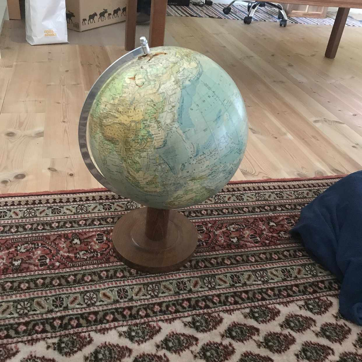 image of Jord glob - Sollentuna