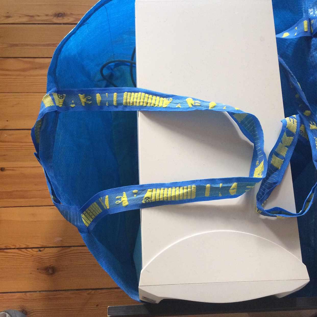 image of HD samt kasse textil - Stockholm