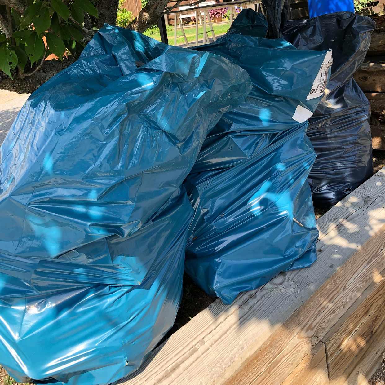 image of Blandat avfall - Gustavsberg
