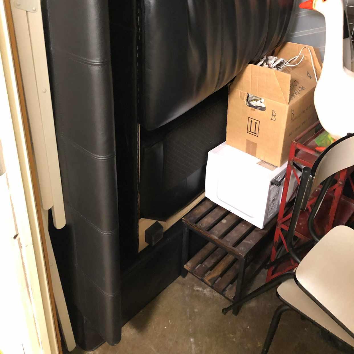 image of 3-sits soffa med divan -