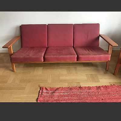 image of Soffa och fåtölj  -