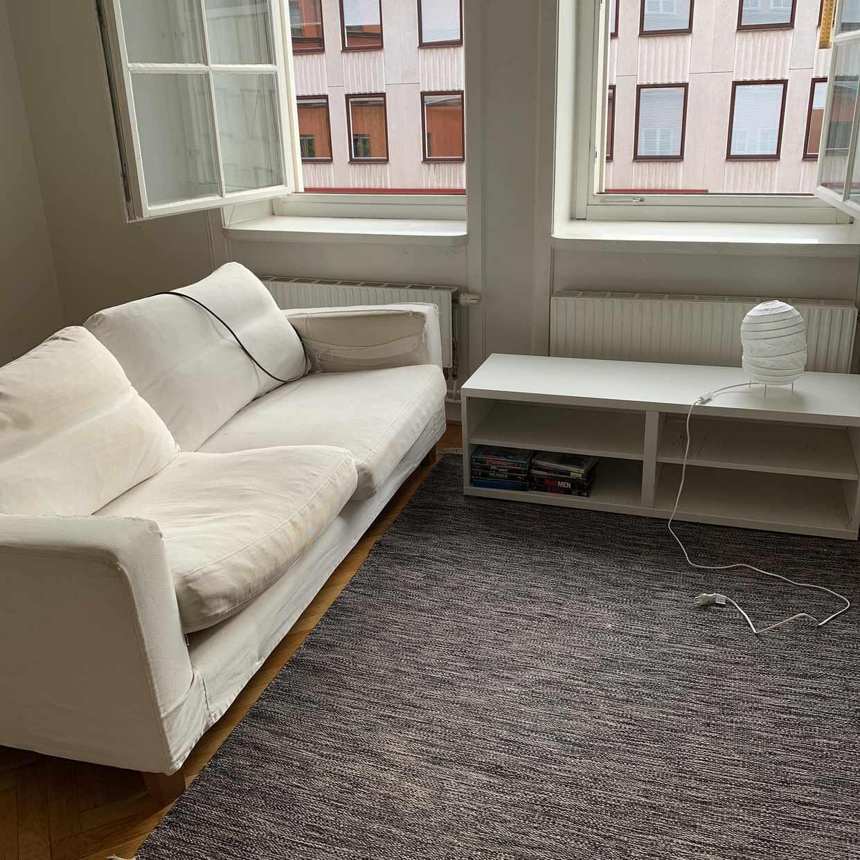 image of Soffa och TV-bänk - Stockholms Stad
