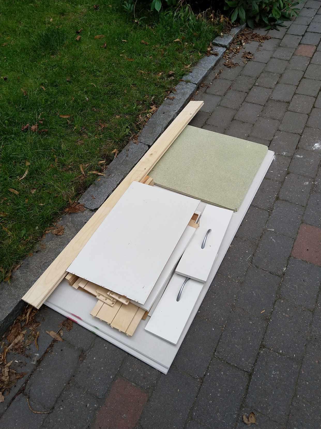 image of Mindre plank och 2 skivor - Stockholm