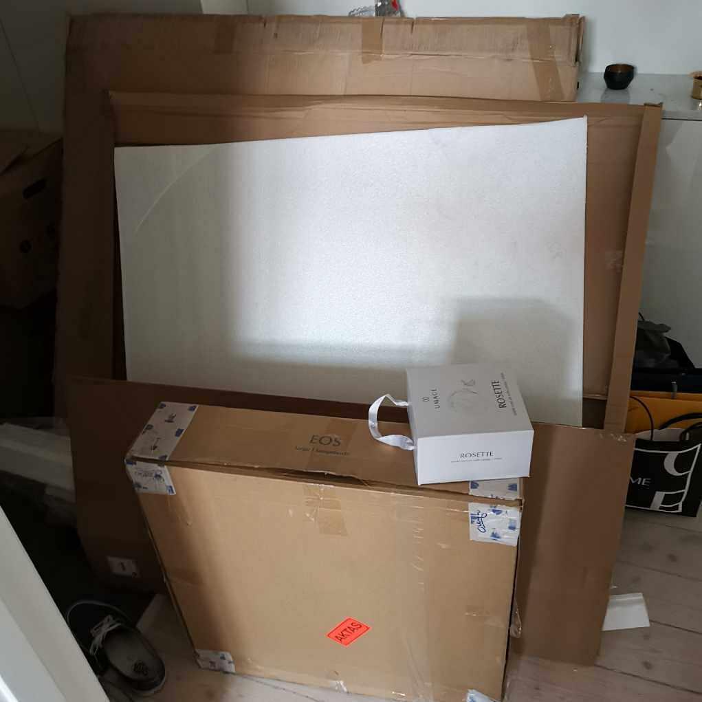 image of Kartonger Och emballage - Stockholm