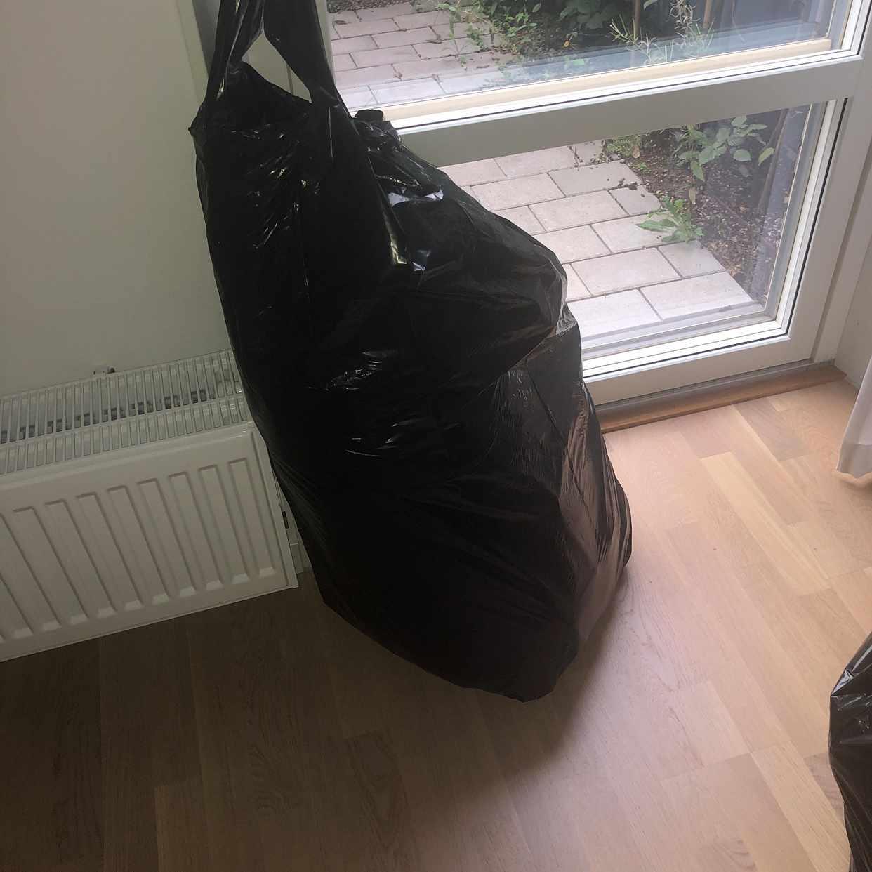 image of Kläder till återvinnig - Stockholms Stad