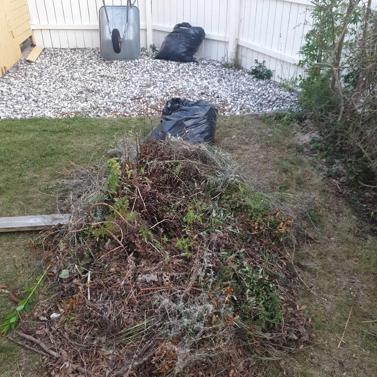 image of Garden waste disposal - Järfälla