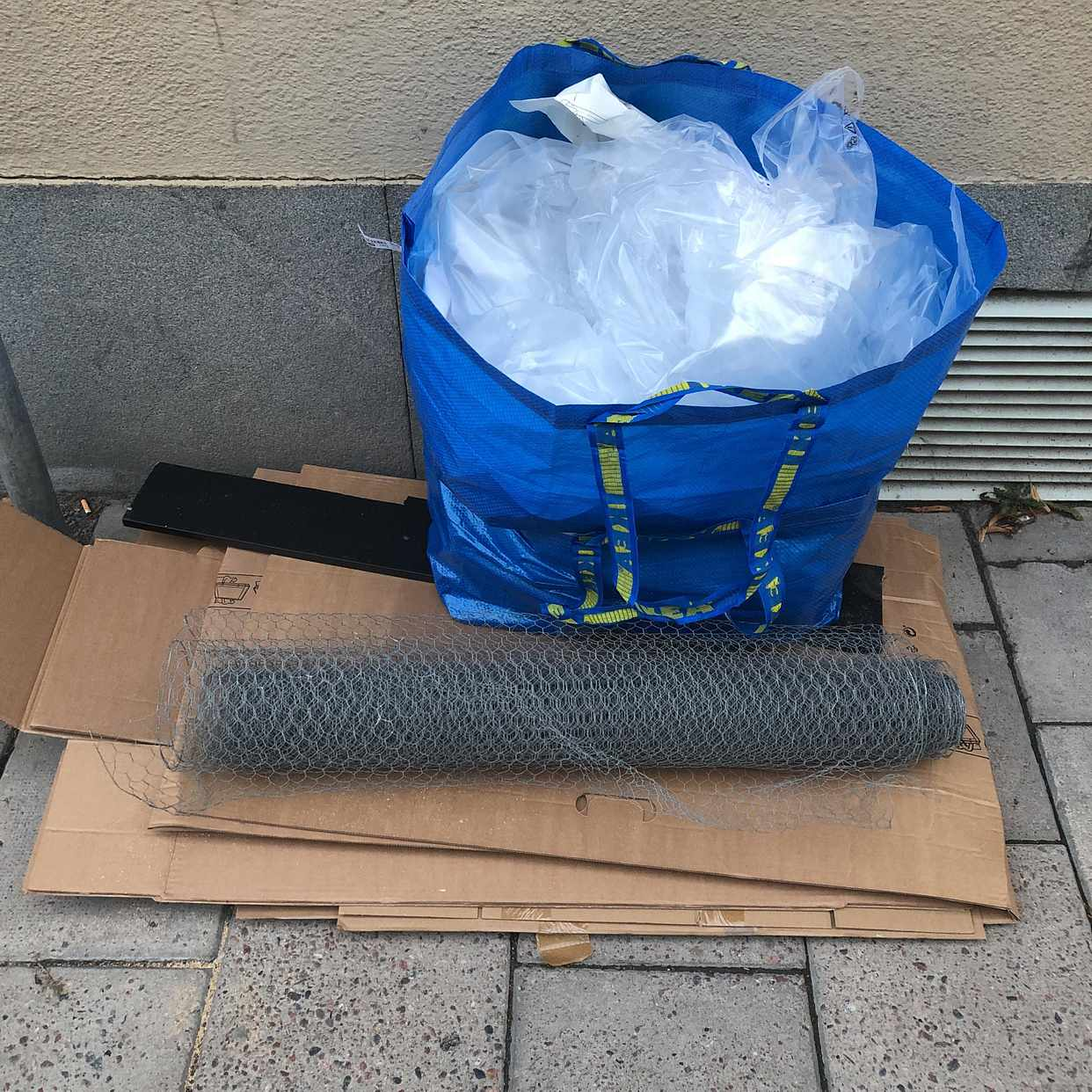 image of Ikea emballage - Stockholm