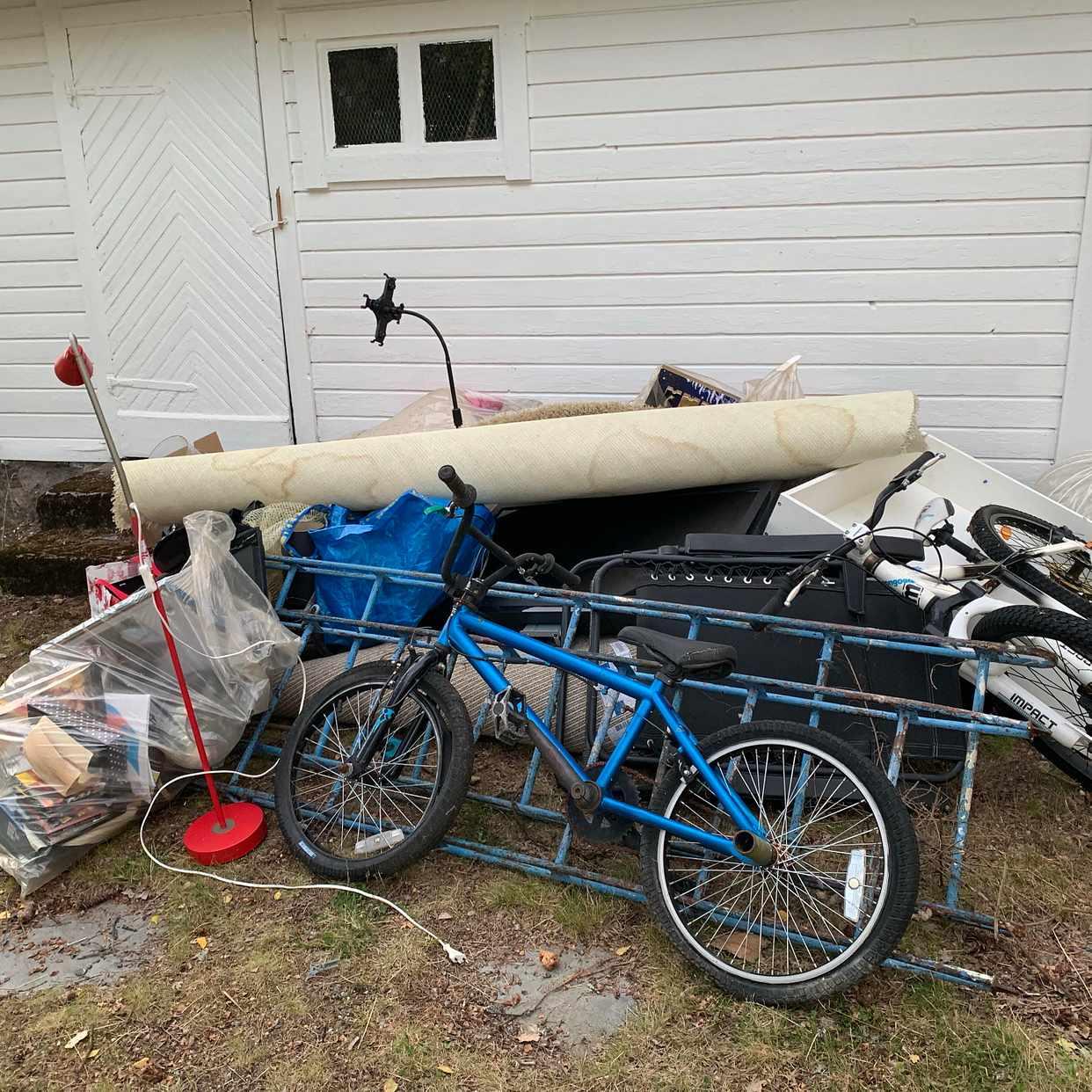 image of Blandat inifrån huset - Täby