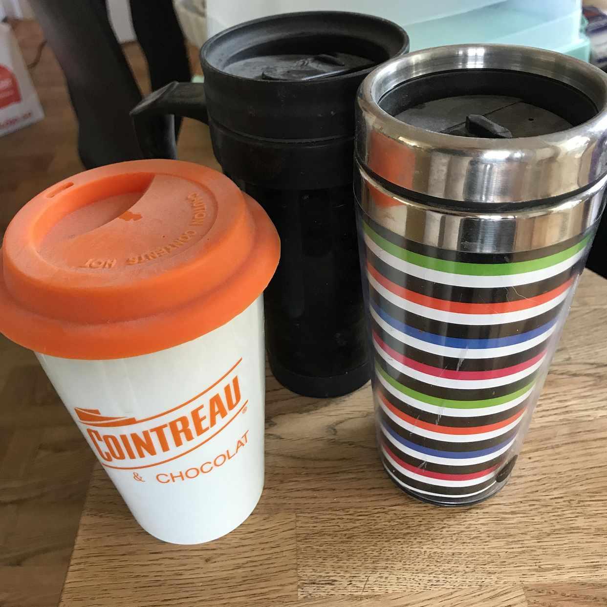 image of Termosar kaffemugg - Täby