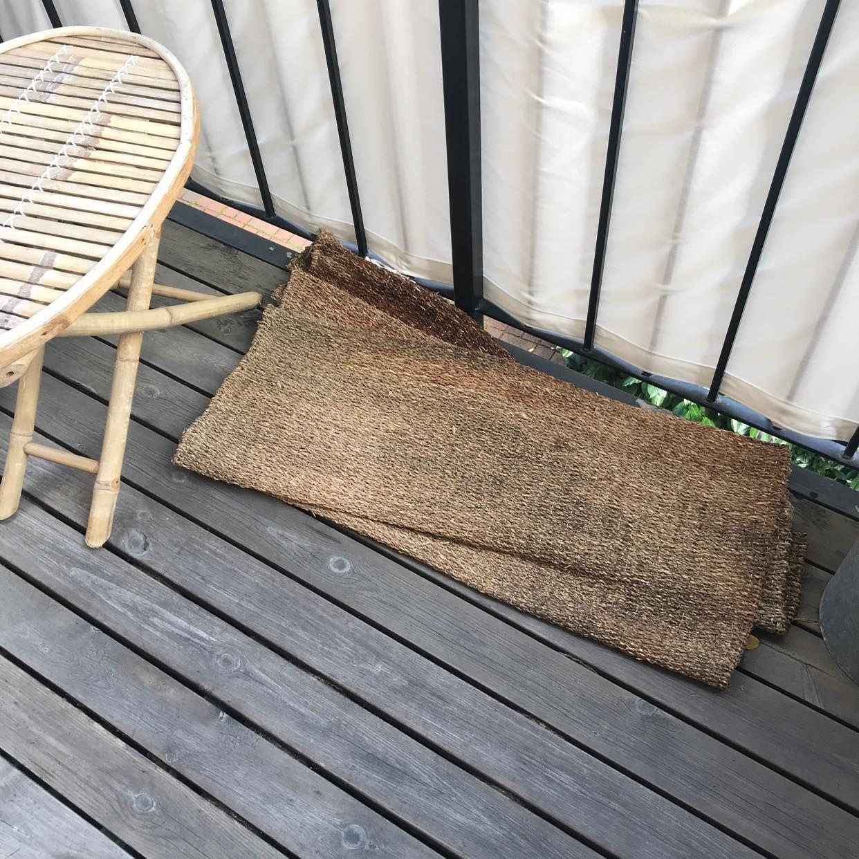 image of Soffdyna å gamla mattor - Stockholms Stad