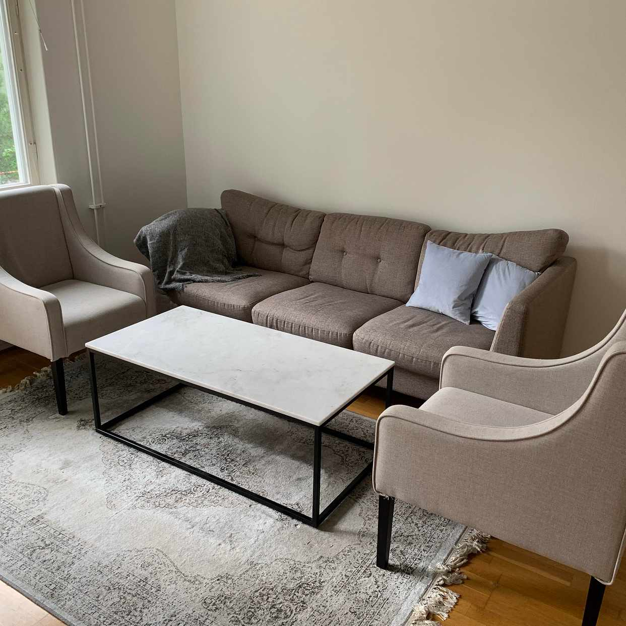 image of Möbler vardagsrum - Farsta