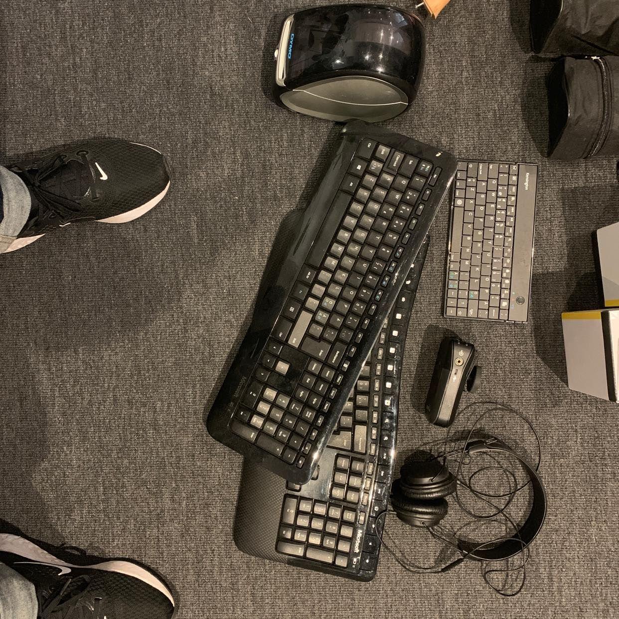 image of Mix of electronics - Stockholm