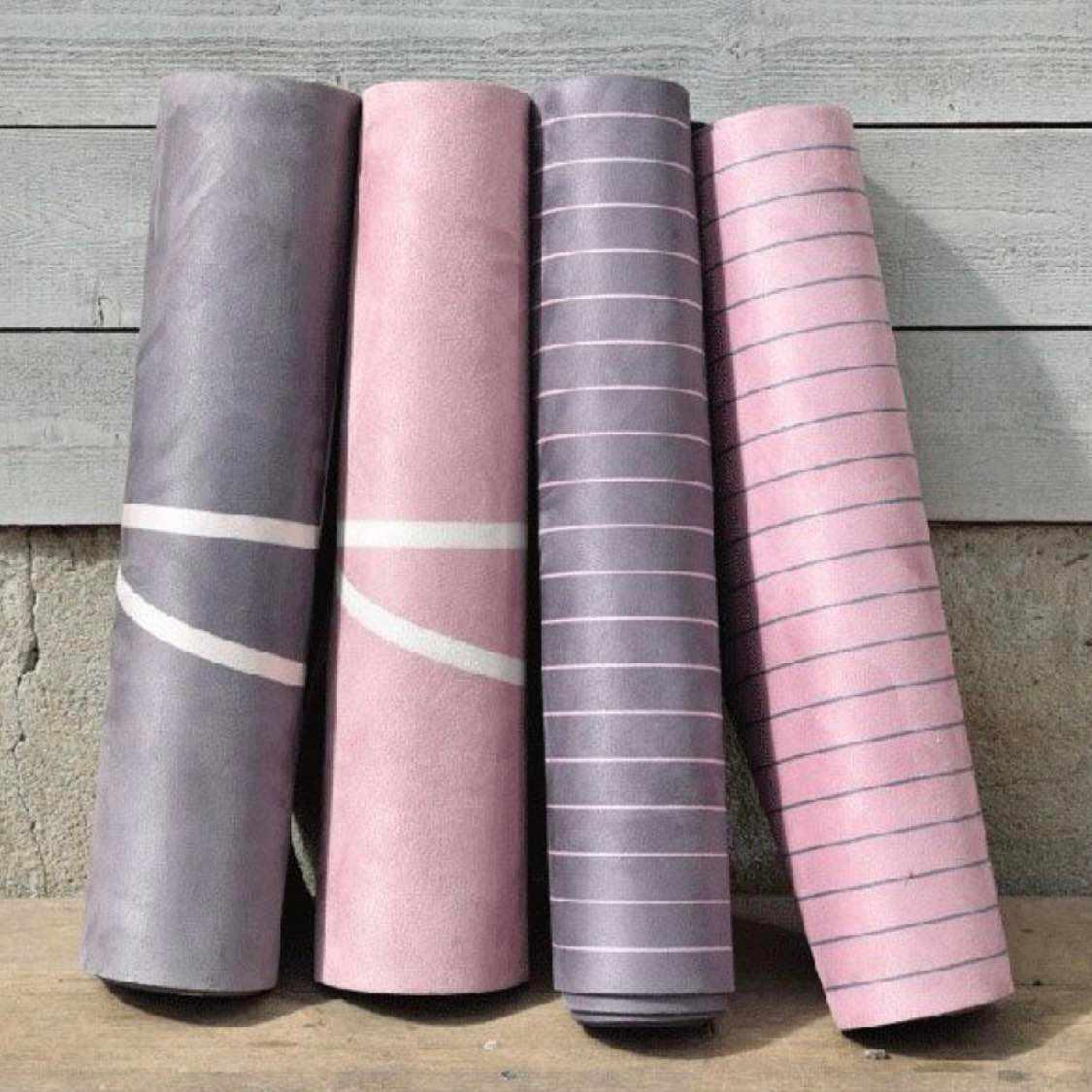 image of Pick 2 bags of yoga mats -