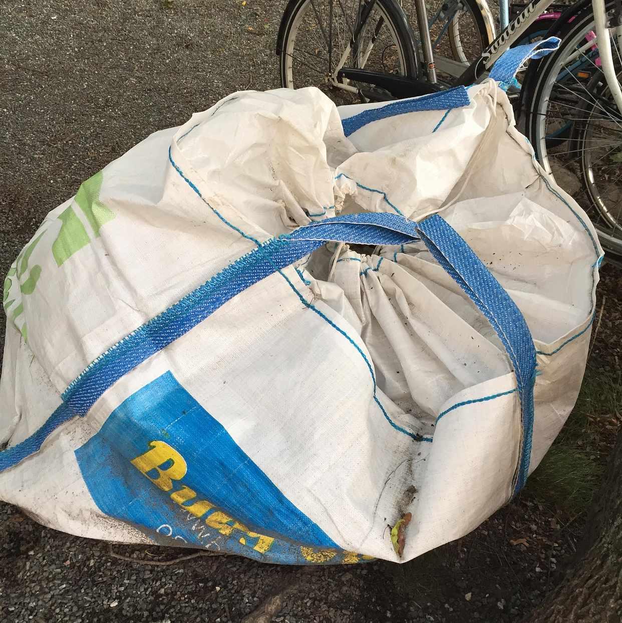 image of Avfall, lite blandat bygg - Hägersten